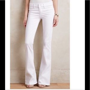 Paige Denim Canyon Flare Jeans Size 27
